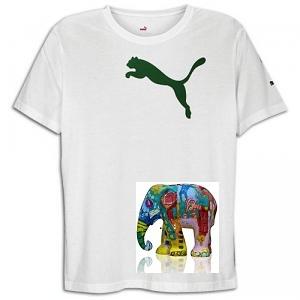 tricou puma si elefant